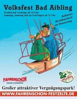 Volksfest penzberg 2020